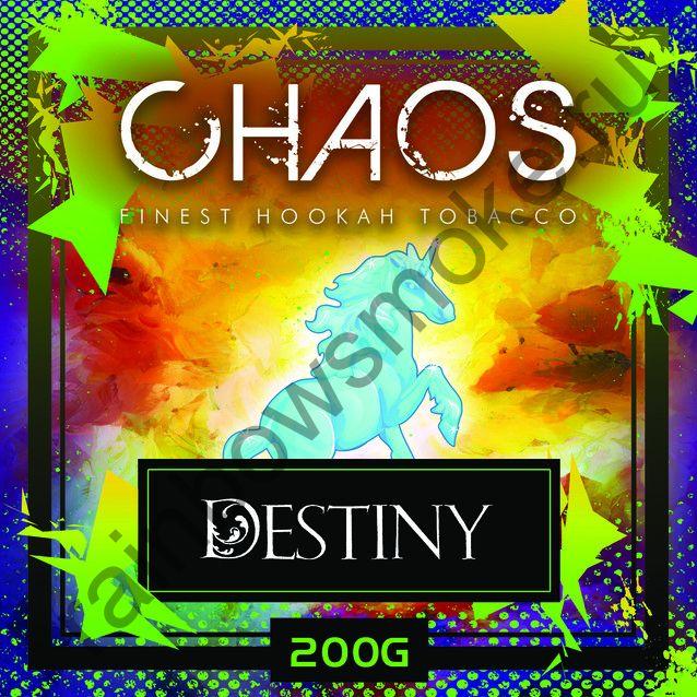 Chaos 200 гр - Destiny (Судьба)