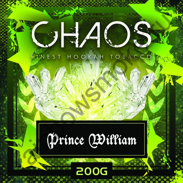 Chaos 200 гр - Prince William (Принц Уильям)