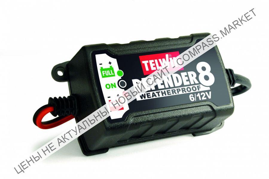 Зарядное устройство DEFENDER 8 6V/12V