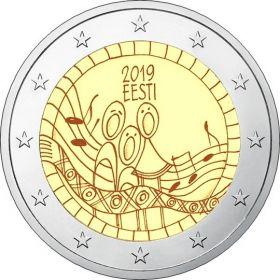 Праздник песни 2 евро Эстония 2019