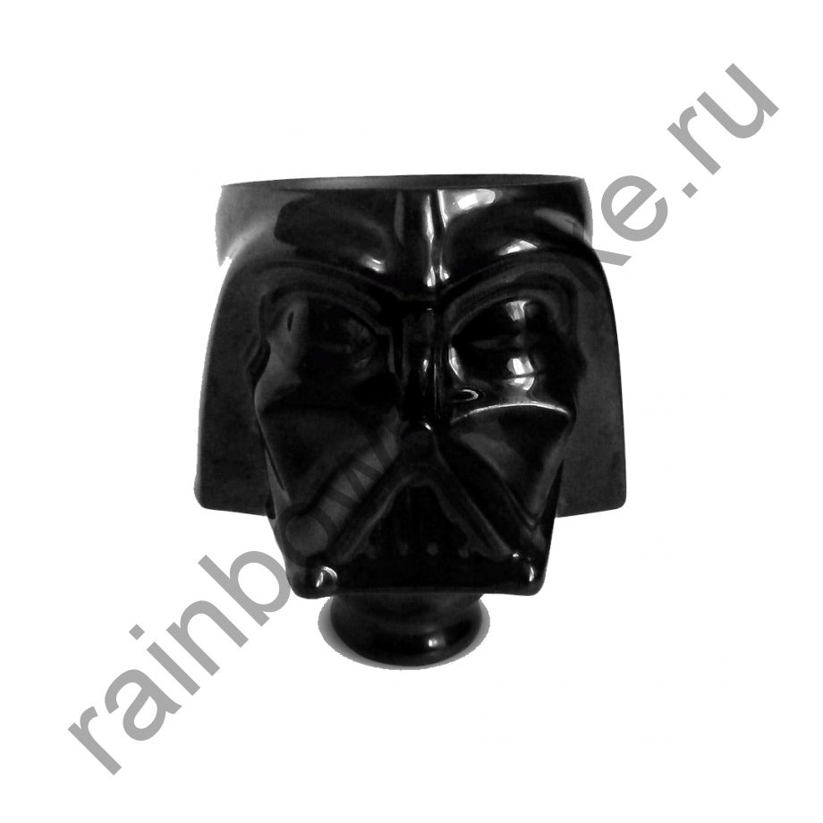 Глиняная чаша Telamon - Darth Vader Glaze Black (Дарт Вейдер Глазурь Черный)