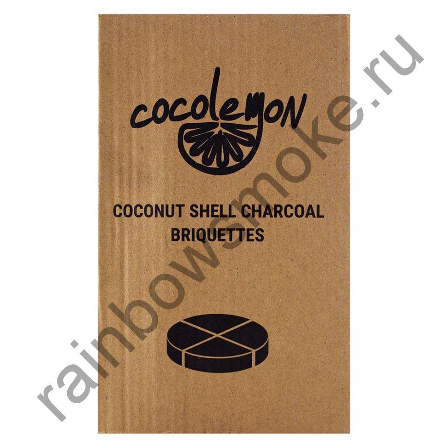 Уголь кокосовый  для кальяна Cocolemon Kaloud 1кг (112шт)