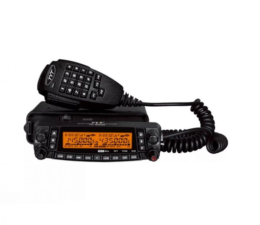 Рация автомобильная TYT TH-9800 50 Ватт