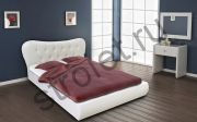 Кровать Лавита 1,6 (белый)