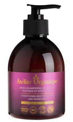 Кондиционер Atelier Organique для глубокого восстановления и увлажнения