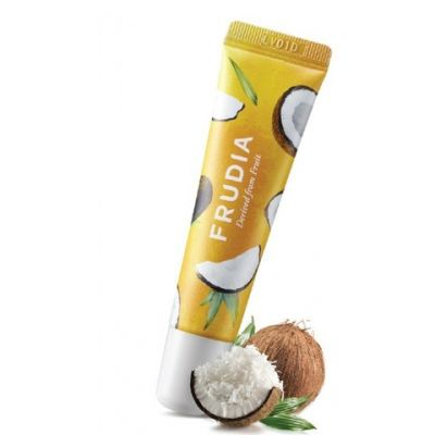 Frudia Coconut Honey Salve Lip Cream Фрудиа Смягчающий крем для губ с кокосом 10 гр