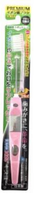 Hukuba Dental Ion Smart Ионная зубная щетка классическая со сменной головкой средней жесткости