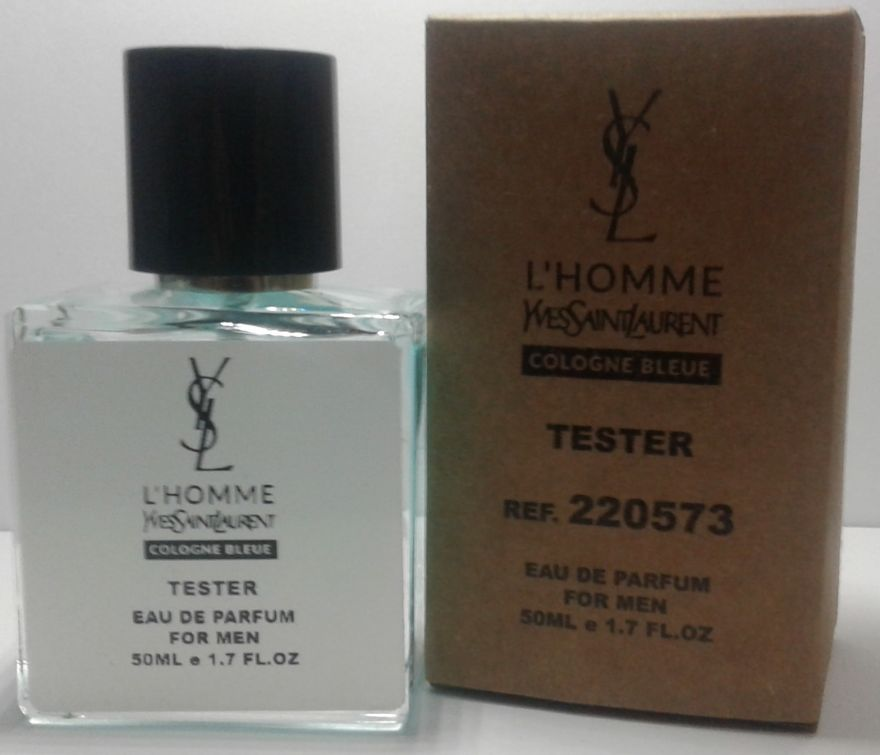 Мини-Tester Yves Saint Laurent L'Homme Bleue 50 ml (ОАЭ)
