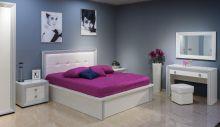 Кровать НАОМИ 180*200 эмаль