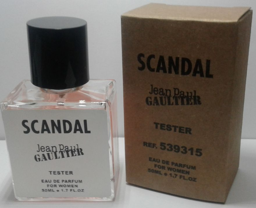 Мини-Tester Jean Paul Gaultier Scandal 50 ml (ОАЭ)