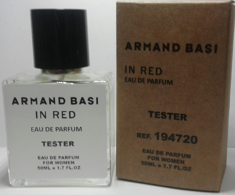 Мини-Tester Armand Basi In Red eau de parfum 50 ml (ОАЭ)