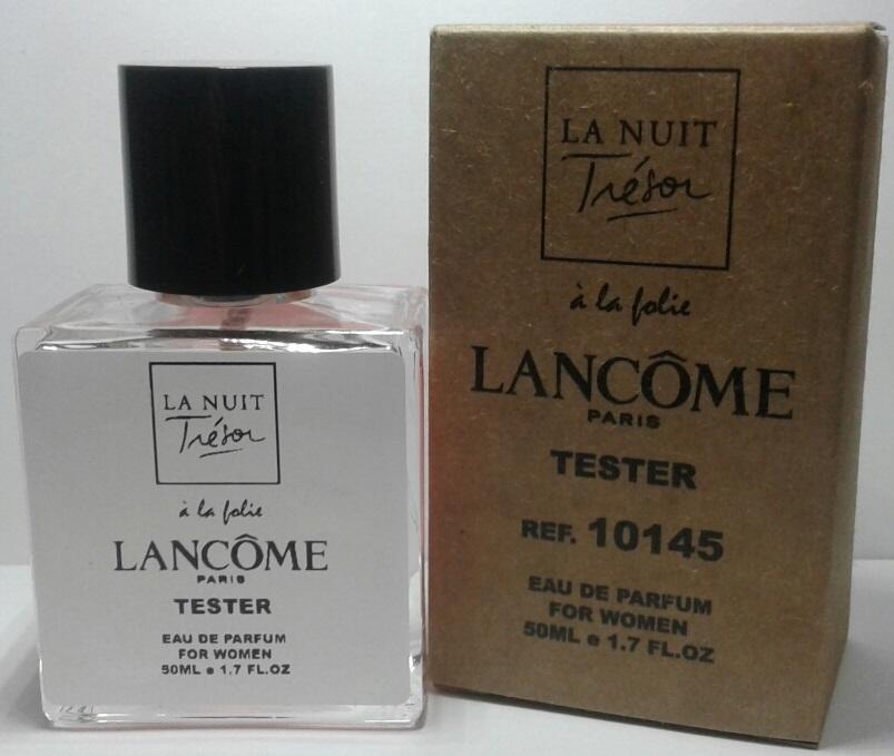Мини-Tester La Nuit Tresor A La Folie 50 ml (ОАЭ)