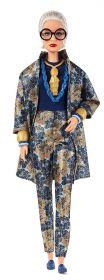 Кукла Барби Floral Pattern, серия Iris Apfel, BARBIE