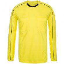 Футболка судьи adidas Referee 16 жёлтая с длинным рукавом