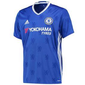 Игровая футболка клуба adidas Chelsea Football Club Home Jersey синяя