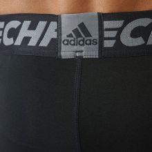 Компрессионные шорты adidas Techfit Base чёрные