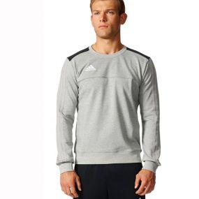 Спортивная кофта adidas Tiro 17 Sweat Top серая