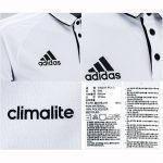 Футболка-поло adidas Tiro 17 Polo белая