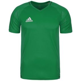 Футболка adidas Tiro 17 Training Jersey зелёная