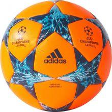 Футбольный мяч adidas UEFA Finale 17-18 OMB оранжевый