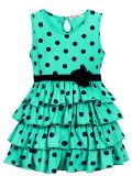 Платье на девочки Bonito зеленое