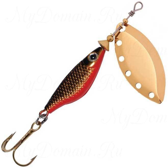 Блесна EXTREME FISHING ABSOLUTE ADDICTION 0, 3г, цвет G/G