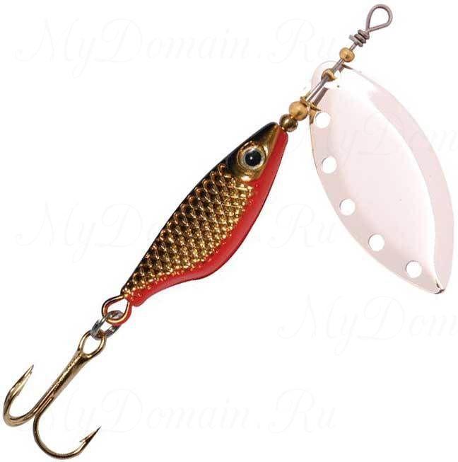 Блесна EXTREME FISHING ABSOLUTE ADDICTION 1, 6г, цвет G/S