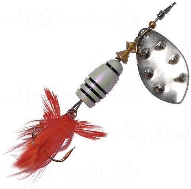 Блесна EXTREME FISHING TOTAL OBSESSION 2, 7г, цвет PRLW/S
