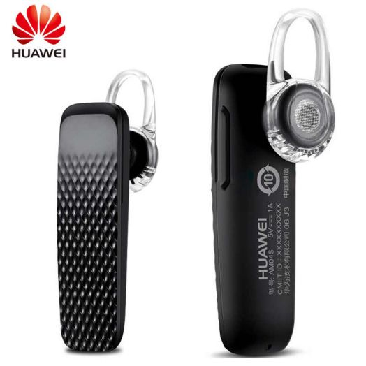 Bluetooth гарнитура Huawei AM04s Bluetooth Earphone Black