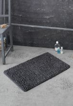 Коврик для ванной TRENDY  50*80 (т.серый) Арт.5131-3
