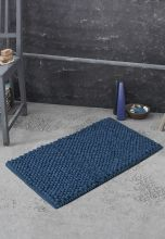 Коврик для ванной TRENDY  50*80 (синий) Арт.5131-6