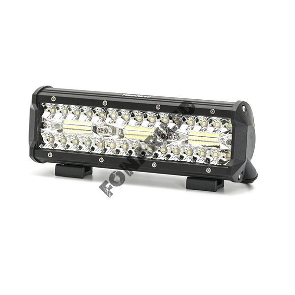 Светодиодная балка DBR-180W spot дальний свет (длина 24 см 9,5 дюймов)