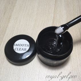 SMOOTH CLEAR GEL ROYAL 50 мл