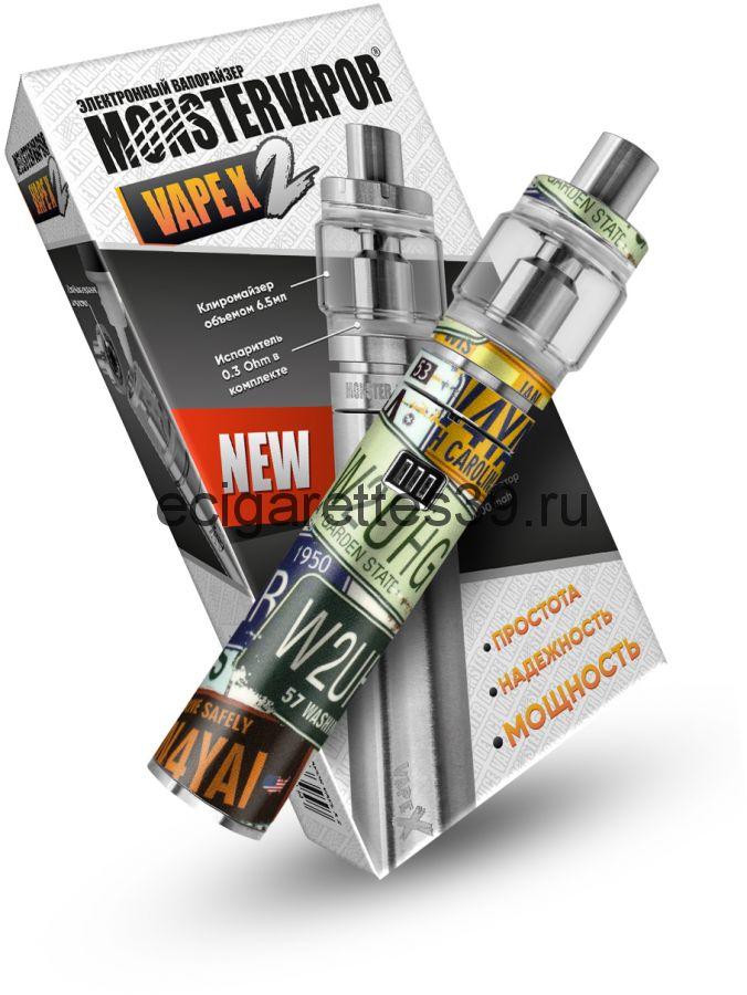 Электронная сигарета Monster Vapor VapeX 2