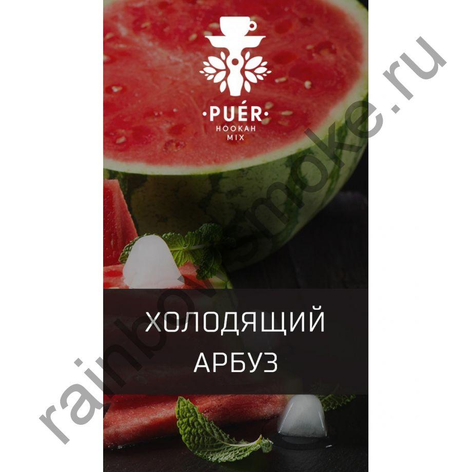 Смесь Puer 100 гр - Winter Watermelon (Холодящий Арбуз)