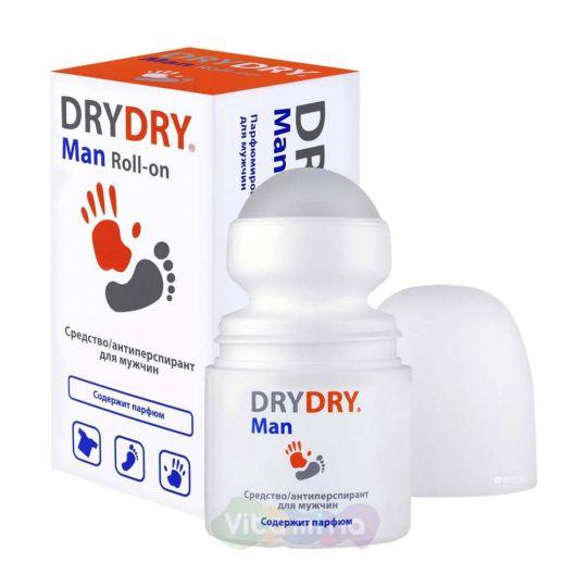 DRY DRY Мен Средство от потоотделения для мужчин, 50 мл