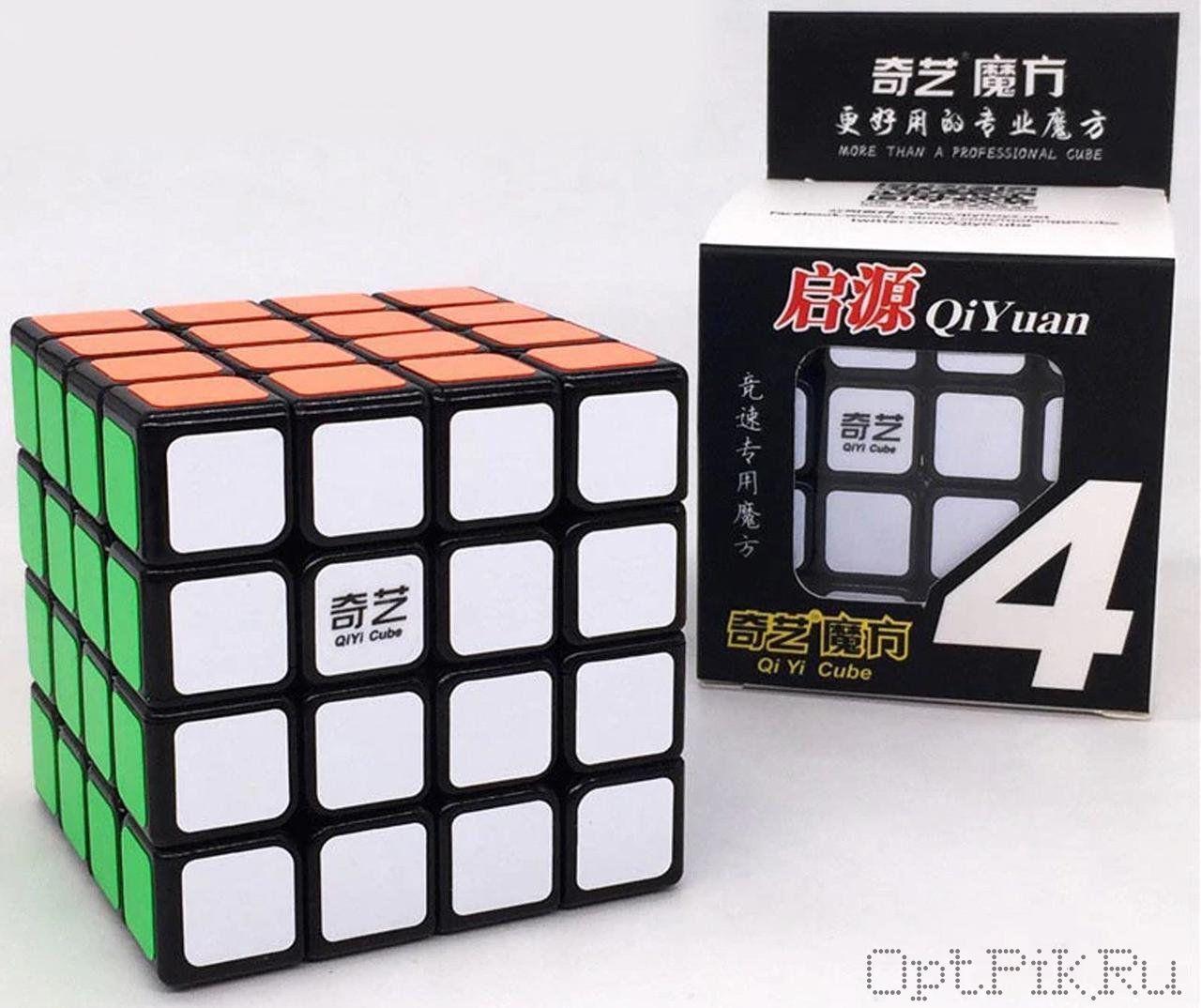 Кубик Рубика QiYi 4*4