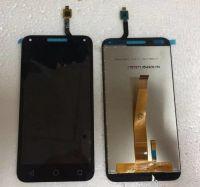LCD (Дисплей) Alcatel 4047D U5 (в сборе с тачскрином) (black) Оригинал