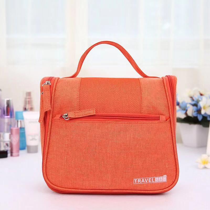 Сумка-Органайзер Для Путешествий Travel Bag, Цвет Оранжевый