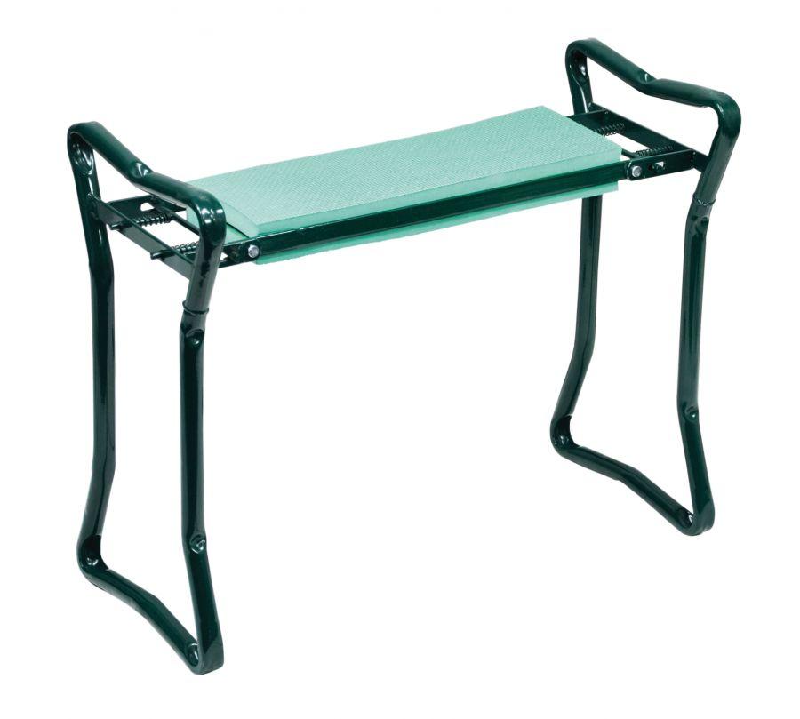 Подставка - скамейка для сада (очень удобно)