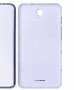 Задняя крышка Alcatel 5010D Pixi 4 (5) (silver) Оригинал