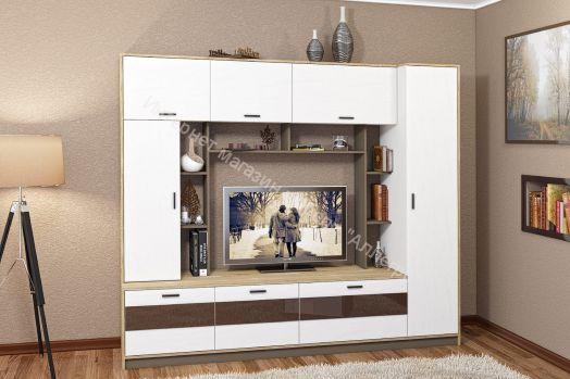 """Шкаф комбинированный """"Бали"""""""