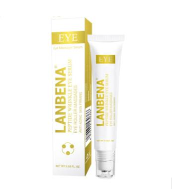 Lanbena - Антивозрастной пептидный крем-ролик для контура глаз.(0366)