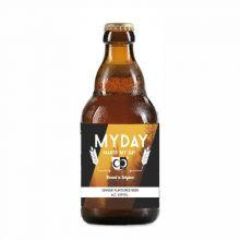 MYDAY Ginger Flavoured Beer / Майдэй Имбирный, 6,5 %, 0,33