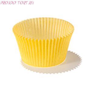 Капсула бумаж.кругл.№6 Желтая   20 шт/уп.