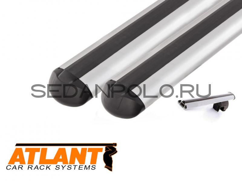 Алюминиевая дуга ATLANT аэродинамический профиль L = 1100 комплект 2 шт.