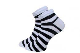 Мужские укороченные цветные носки С418К,