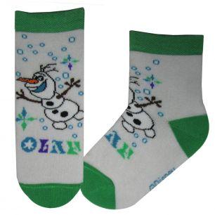 """Детские махровые носки  СЛ5061 """"Холодное сердце"""""""