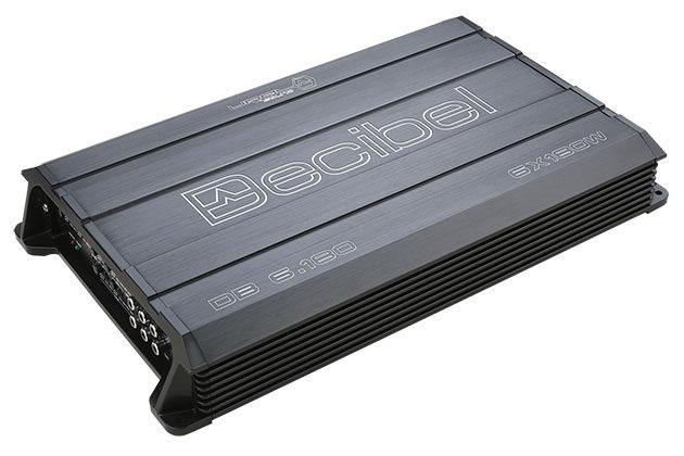 Усилитель Ural DB 6.180