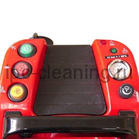 Кожух красного цвета N.Steamy SP (MPVR 49109)